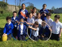 PHOTOS: Tralee School Gets Going For Its Active School Week
