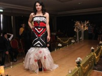at the Gaelcholáiste Chiarraí Transition Year Students Fashion Show at the Ashe Hotel on Wednesday night. Photo by Dermot Crean