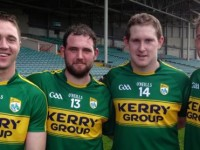 PHOTOS: Kerry Hurlers Retain Division 2A Hurling League Title In Style
