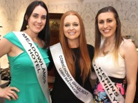at the information meeting for the Kerry Rose 2015 contestants in The Meadowlands Hotel on Sunday. Photo by Dermot Crean