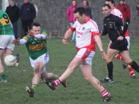 PHOTOS: Mitchels Beat St Pat's In St Brendan's League Final