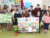 Local Students Reach Regional Final Of 'Irish Aid Awards'