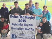 Great Fun And Prizes Up For Grabs In Summer Tag Rugby
