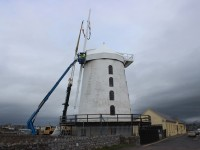 Windmill Sails Expected To Be Back Up Within A Week