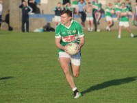 Back and in form, James O'Donoghue had a huge say for Legion winning the game. Photo by Gavin O'Connor.