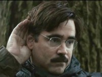 Colin Farrell, in a scene from 'The Lobster'