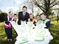 Kerry Schools To Take Part In 'Walk To School Week'