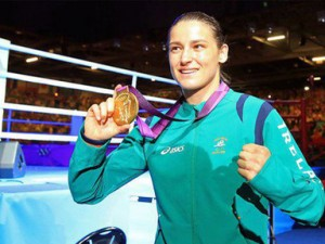 Katie Taylor. File Photo.