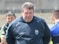 Kerry manager, Eamonn Kelly. Photo by Gavin O'Connor.