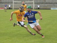 Mikey Boyle in Kerry v Meath Christy Ring Cup match in Austin Stack Park on Saturday. Photo by Gavin O'Connor