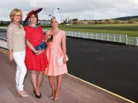 At the photo-call to announce details of the forthcoming annual two day Listowel Races June Bank Holiday Meeting, which will be held on Sunday 31st of May and Monday 1st of June were (from left) organiser of Ladies Day, Eilish Stack, with Listowel based models Brenda Heffernan and Shauna Lynch.  This year, Ladies Day will be judged by top Irish stylist and TV personality, Marietta Doran and Kerry Football Star, Shane Enright and there is a total prize fund of €5,000 sponsored by Listowel town businesses and publicans. Admission is €15.00, OAP / Students: €7 and children under 16 are free. Generous group, corporate, sports clubs and pre booking discounts also available. For more information, visit www.listowelraces.ie