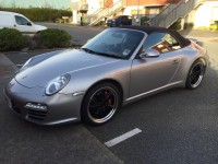 Porsche Convoy To Pass Through Tralee Next Week