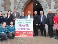Novena At St John's To Be Held Next Month