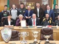 Austin Stacks Honoured With Reception At Kerry County Council
