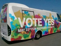 Yes equality bus