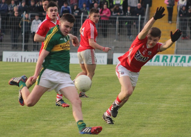 Photos Kerry Minors Defeat Cork With Last Gasp Winner