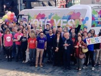 The 'YES' Bus Is Coming To Tralee And Killarney Next Week
