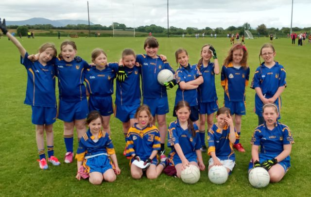 Ballymac girls