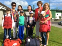 Tralee Families Welcome Children From Belarus