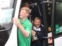VIDEO/PHOTOS: Home Are The Kennedy Cup Heroes