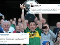 How Twitter Reacted To Kerry's Christy Ring Cup Victory