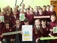 VIDEO: Moyderwell Pupils Make Tribute To Radio Kerry In Bid To Win €5,000 Prize