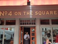 Bar/Restaurant Assures Customers It's Open During Square Concerts