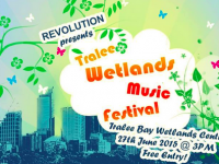 Wetlands Rock Concert To Be Broadcast Live Online