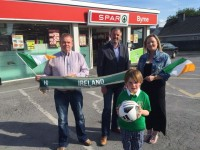Tralee Boy To Lead Out The Irish Soccer Team On Saturday
