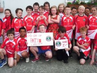 PHOTOS: Great Send-Off For St Pat's Youngsters Bidding For Féile Glory