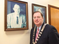 New Mayor Aims For City Status For Tralee