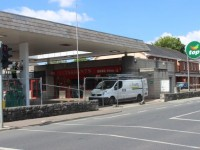 Work is currently ongoing at new Top petrol station in