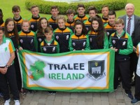 Kerry Students Will Have Plenty Support At Children's Games In Holland