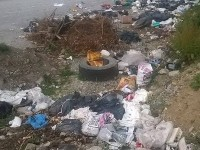PHOTOS: Disgraceful Dumping On Grounds Of The Mart