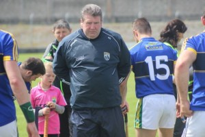 Former Kerry manager, Eamonn Kelly. Photo by Gvain O'Connor.