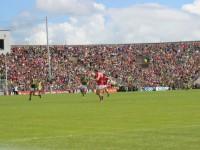 Early Throw-In Times For Munster Finals In Killarney