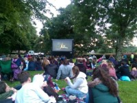 Another Spielberg Classic For The Town Park Next Weekend