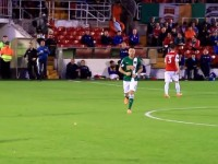 VIDEO: Watch Billy Dennehy's Unexpected Goalscoring Return For Cork City