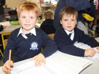 PHOTOS: A New Beginning In Blennerville For Junior Infants