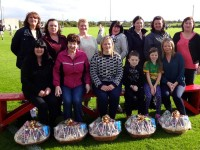 Garvey's Makes Presentation To Kerry Hurling Championship Caterers