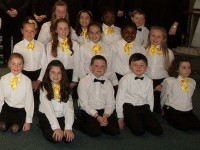 Kerry Choral Union To Hold Junior Choir Auditions