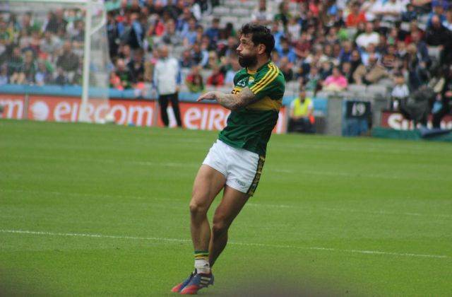 Paul Galvin, made a return to Croke Park. Photo by Dermot Crean.