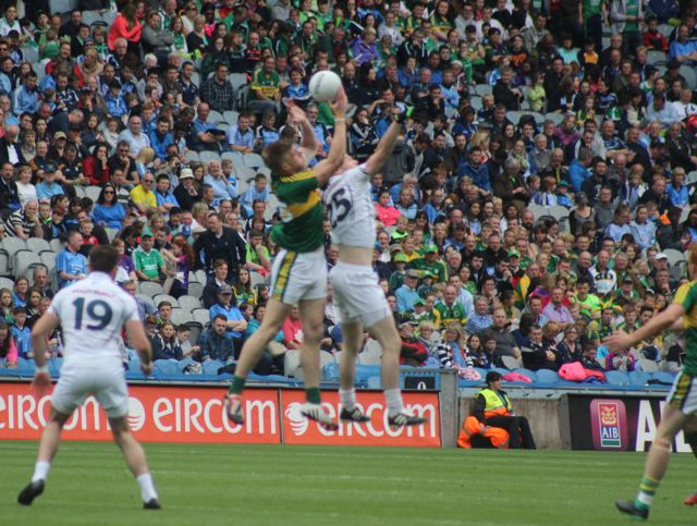 Kerry Kildare Tommy Walsh