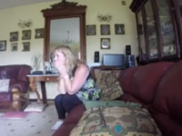 VIDEO: Ballymac Mom Put Through The Ringer Watching The Kerry Game