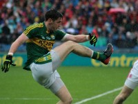 Paul Geaney, scored three points coming off the bench. Photo by Dermot Crean.