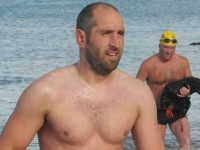 A Tralee Man Swam The English Channel Last Night