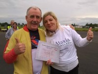 Tralee Woman Raises Close To €1,500 For Ataxia In Skydive and Fundraising Campaign