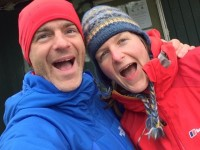 Rachel And Cathal Take A 110k Trek To Lapland For Charity