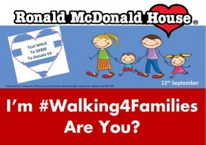 VIDEO: Tralee Folk Ready To Get #Walking4Families For Ronald McDonald Charity