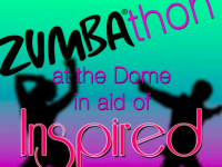 Get Ready To Zumba In The Dome In Aid Of Inspired Group
